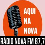 Logo da emissora Rádio Nova FM Anápolis