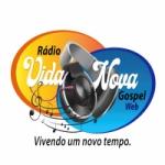 Logo da emissora Rádio Vida Nova Gospel