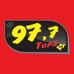 Logo da emissora Rádio Tupã 97.7 FM