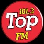 Logo da emissora Rádio Top 101.3 FM