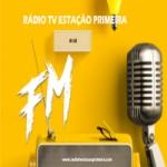 Logo da emissora Rádio TV Estação Primeira FM