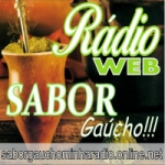 Logo da emissora Web Rádio Sabor Gaúcho