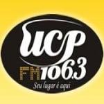 Logo da emissora Rádio UCP 106.3 FM