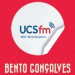 Logo da emissora Rádio UCS 89.9 FM