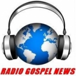 Logo da emissora Rádio Gospel News Itaquá