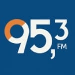 Logo da emissora Rádio UFSCar 95.3 FM