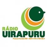 Logo da emissora Rádio Uirapuru 1170 AM