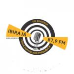 Logo da emissora Rádio Ibiraja FM