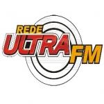 Logo da emissora Rádio Ultra 91.5 FM