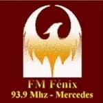 Logo da emissora Radio Fenix 93.9 FM