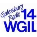 Logo da emissora Radio WGIL 1400 AM