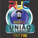 Logo da emissora Rádio União 93.7 FM