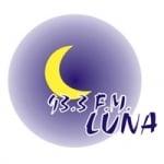 Logo da emissora Radio Luna 93.3 FM