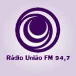 Logo da emissora Rádio União 94.7 FM