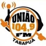 Logo da emissora Rádio União 104.9 FM