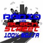 Logo da emissora Rádio Black Street Caruaru