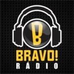 Logo da emissora Bravo Web Rádio