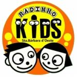 Logo da emissora Radinho Kids