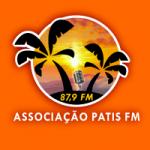 Logo da emissora Rádio Associação Patis 87.9 FM