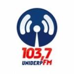 Logo da emissora Rádio Uniderp 103.7 FM