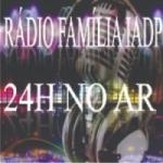 Logo da emissora Rádio Família IADP