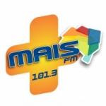 Logo da emissora Rádio Mais FM 101.3