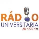 Logo da emissora Rádio Unifei 1570 AM