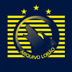 Logo da emissora Rádio Arquivo Lobão