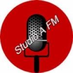 Logo da emissora Studio A FM Web Rádio Gospel
