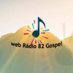 Logo da emissora Rádio 82 Gospel