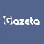 Logo da emissora Rádio Gazeta 87.9 FM
