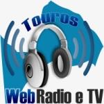 Logo da emissora Touros Web Rádio e TV