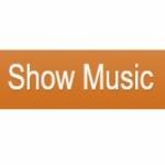 Logo da emissora Rádio Show Music