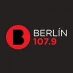Logo da emissora Radio Berlín 107.9 FM