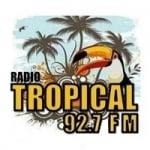 Logo da emissora Radio Tropical 92.7 FM