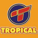 Logo da emissora Rádio Tropical 100.3 FM
