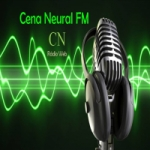 Logo da emissora Web Rádio Cena Neural FM