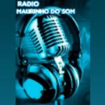 Logo da emissora Rádio Maurinho Do Som