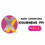 Logo da emissora Rádio XiqueNews FM