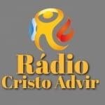 Logo da emissora Rádio Cristo Advir