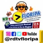 Logo da emissora Web Rádio RD Tv Floripa