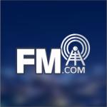 Logo da emissora Rádio Feira Metrópole