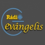 Logo da emissora Rádio Evângelis