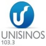 Logo da emissora Rádio Unisinos 103.3 FM