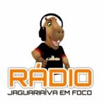 Logo da emissora Rádio Jaguariaíva Em Foco