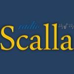 Logo da emissora Rádio Scalla 102.9 FM