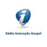 Logo da emissora Rádio Interação Gospel