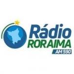 Logo da emissora Rádio Roraima 590 AM 4.875 OT