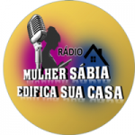 Logo da emissora Rádio Mulher Sábia Edifica Sua Casa