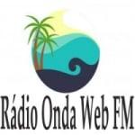 Logo da emissora Rádio Onda Web FM